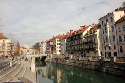 Putujem i učim: Ljubljana