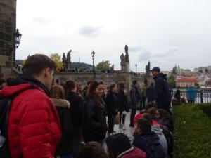 Karlov most jedan je od simbola Praga.