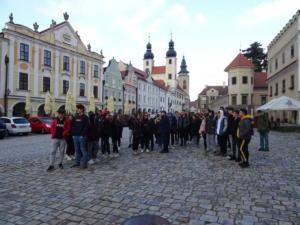 Gradska jezgra grada Telča pod UNESCO-vom je zaštitom.